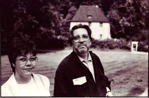Guillermo Deisler y Laura Coll