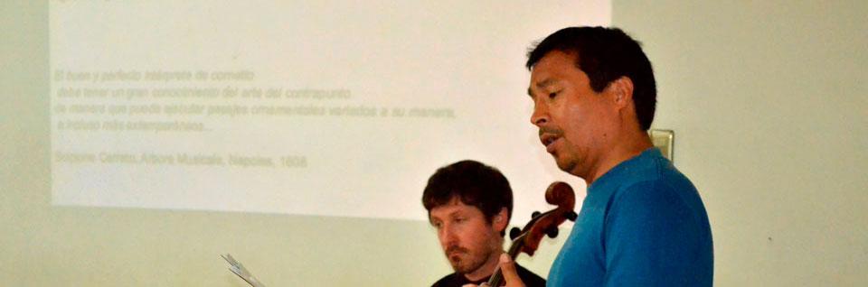 Docente UPLA desarrolla gira artística y académica en Italia