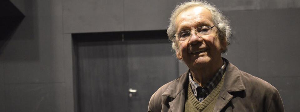 """Humberto Duvauchelle: """"El teatro es un instrumento fabuloso para tratar de culturizar a la gente"""""""