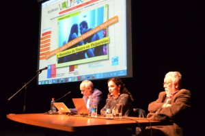 El lanzamiento de la investigación se realizó en la Sala UPLA