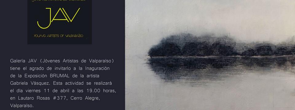Obras de artista UPLA se expondrán en Galería JAV de Valparaíso