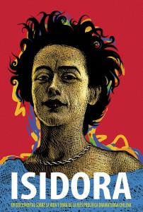 "Afiche ""Isidora"""
