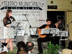 Javiera Portales y Daniel Díaz
