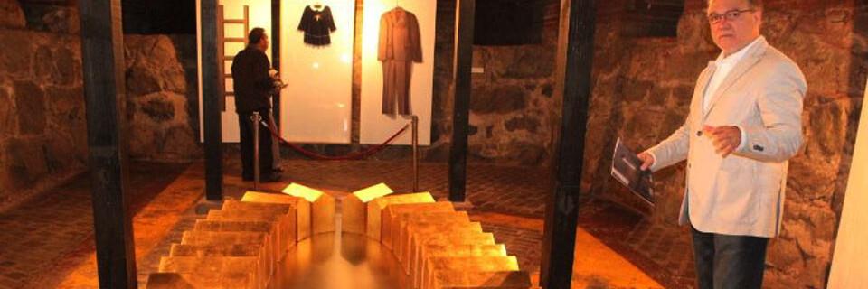 "Artista José Basso expone en Galería Municipal de Arte ""Valparaíso"""