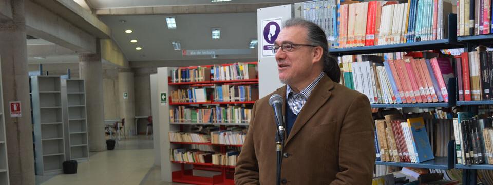 Exposición de José Basso se exhibirá en la UMCE