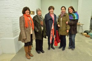 Jurado X Bienal de Cerámica 2016