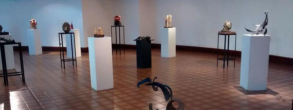 Estudiantes UPLA exponen en Galería Municipal de Arte de Temuco