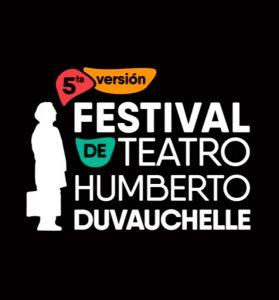 Logo Festival Humberto Duvauchelle