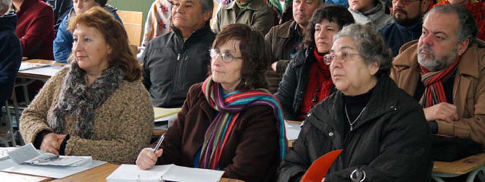 Quilpué: UPLA patrocina Primera Escuela de Patrimonio, Memoria y Desarrollo Cultural