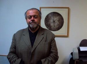 Luciano San Martín, académico Facultad de Arte