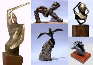 Esculturas de Maniobra de obra