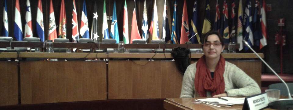 Académica UPLA participó como observadora en Conversatorio Nacional sobre Discapacidad