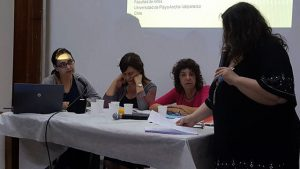 Panel de discusión núcleo: Educación y Educación Artística