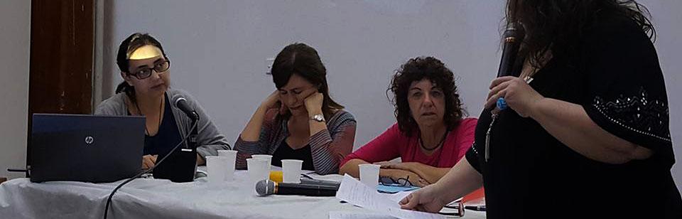 Académica UPLA expuso en congreso de educación artística realizado en Argentina