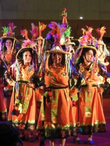 Ballet Folclórico May May Licán, de Angol