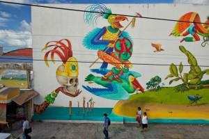 Arte urbano en México