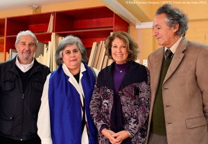 Miembros Comité ICOM-Chile / Fondo de las Artes