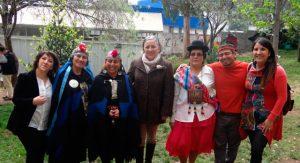 Muestra cultural indígena