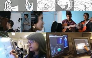 """Trabajo de musicalización proyecto """"Luna"""""""