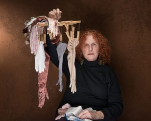Retrato de Nancy Gewölb
