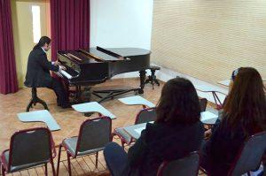 Pianista Nicolás Galaz García