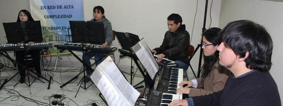 "Ensamble ""Opus Musicum"" se presentará en Hospital Geriátrico de Limache"