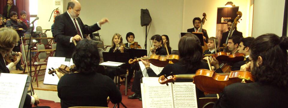 Gran espectáculo brindó Orquesta Marga Marga en XXVI Temporada de Conciertos