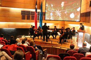 Orquesta de Cámara UPLA
