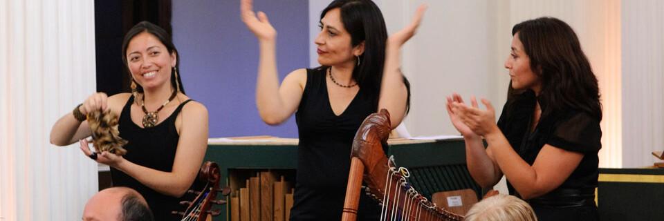 Soprano UPLA viaja a Austria con agrupación barroca