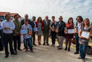 """Premio """"Trayectoria Artística Cultural Regional"""" del CNCA"""