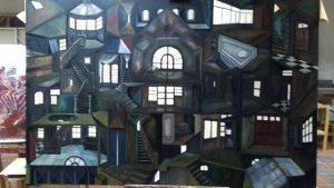 Pintura María Ortíz