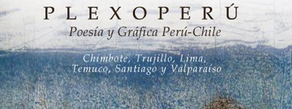 Lanzaron libro Plexo Perú: Poesía y gráfica Perú-Chile