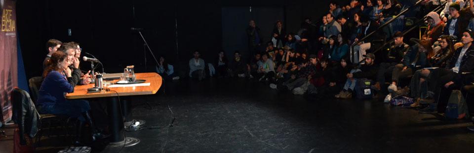 Positivo encuentro de escuelas de Teatro regional se llevó a cabo en Sala UPLA
