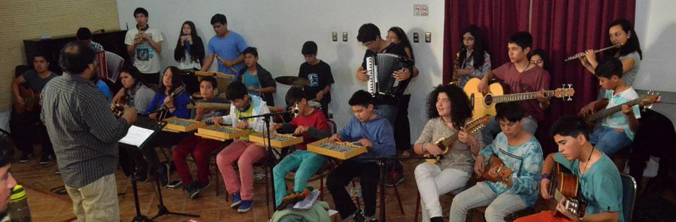 Agrupación de la Araucanía se presentó en Temporada de Conciertos UPLA