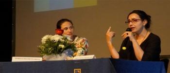 Copiapó: Docente UPLA expuso en jornada de arte inclusivo y poesía escolar