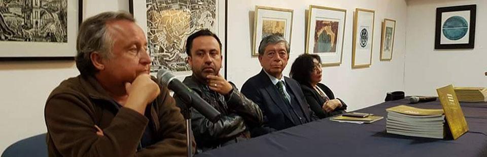 Lanzan en Valparaíso libro del Centro del Grabado