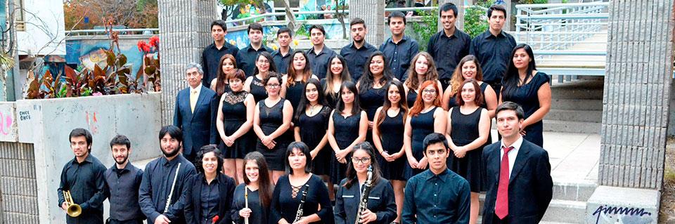 """Concierto lanzamiento de """"Welt-Harmonik"""" Ensamble de la Facultad de Arte"""