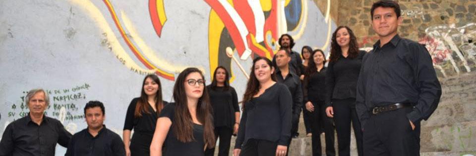 Conjunto de Madrigalistas ofrecerá concierto educacional en Colliguay
