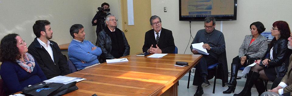Facultad de Arte UPLA firmó convenio de cooperación con colegios artísticos