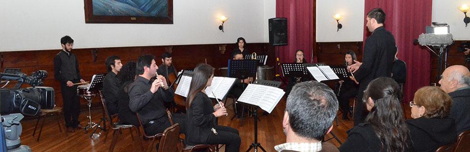 """Club Alemán de Valparaíso acogió concierto-lanzamiento de """"Welt-Harmonik"""""""
