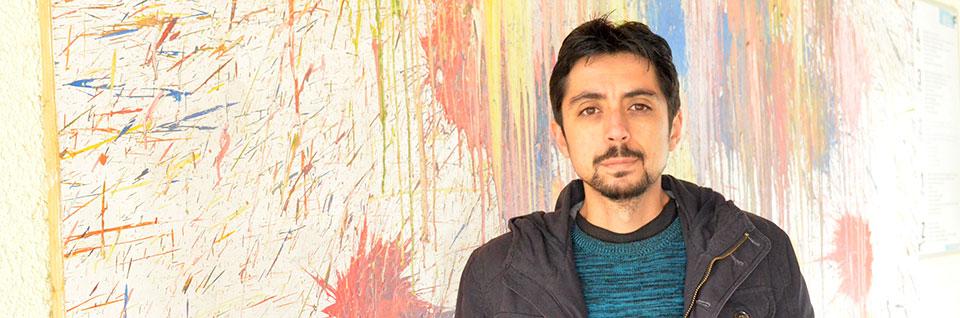Académico UPLA gana 1er Concurso de Arte, Memoria y Derechos Humanos