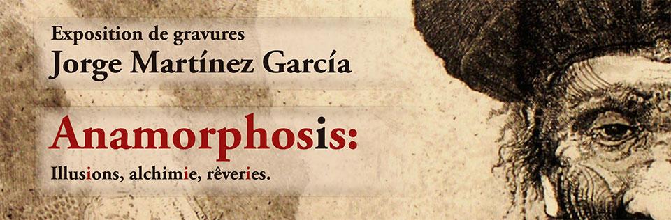 Artista Jorge Martínez expondrá muestra individual de grabados en Francia