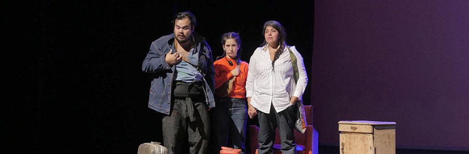 GESTA: Tercer Festival de Teatro Femenino en SALA UPLA