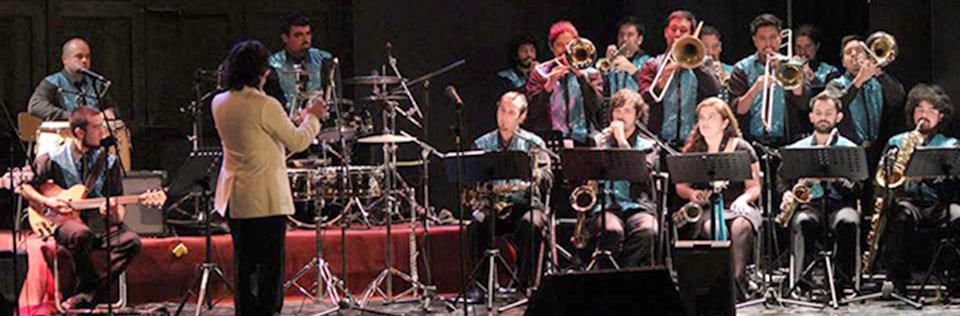 Big Band UPLA abrirá III Festival Internacional de Jazz de Valparaíso