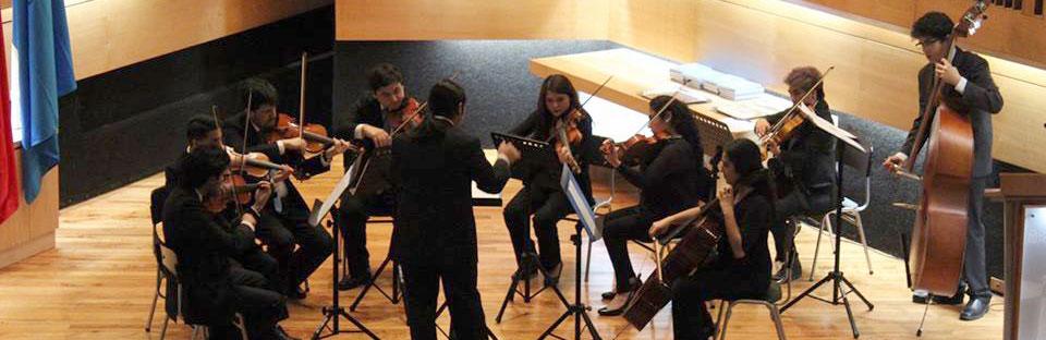 Orquesta de Cámara UPLA se presentará en Teatro Municipal de Viña del Mar