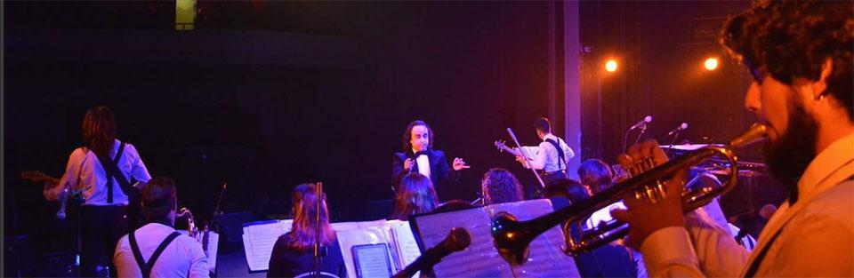 Big Band UPLA cerrará Feria del Libro de Los Andes