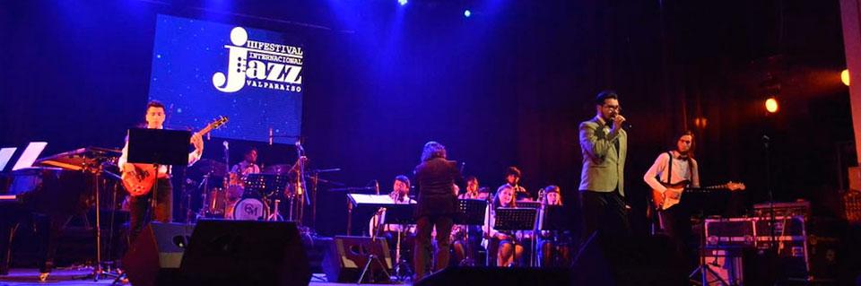 Big Band UPLA en III Festival Internacional de Jazz de Valparaíso