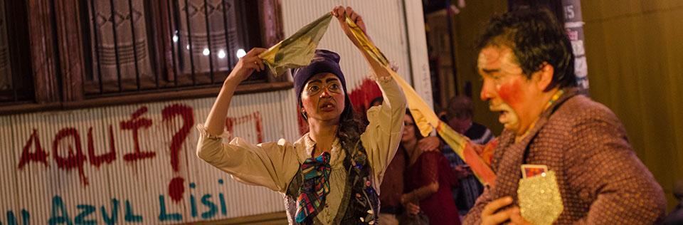 Tinto Corazón: Teatro con raíz popular llega a Sala UPLA