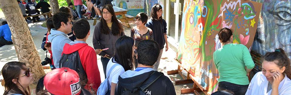 Diversas actividades contempla la Facultad de Arte para Día de Puertas Abiertas UPLA