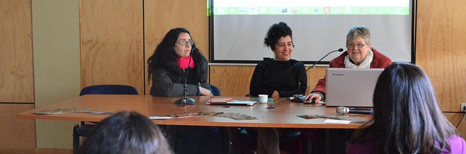 Presentan en la UPLA archivo digital de artista Guillermo Deisler